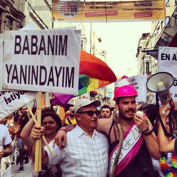 * 30.7.13 gay pride - taksim