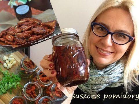 Suszone pomidory - domowe i najlepsze! / kierunek zdrowie
