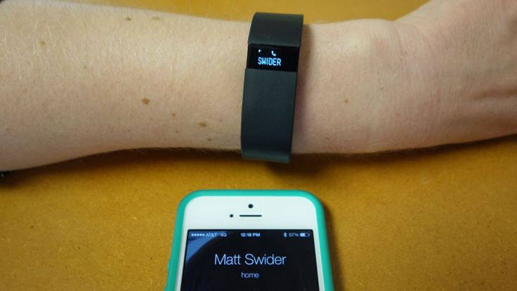 Fitbit Force refresh promises Caller IDs, no irritation | A leaked picture hints at a Fitbit Force relaunch for later this year. Buying advice from the leading technology site