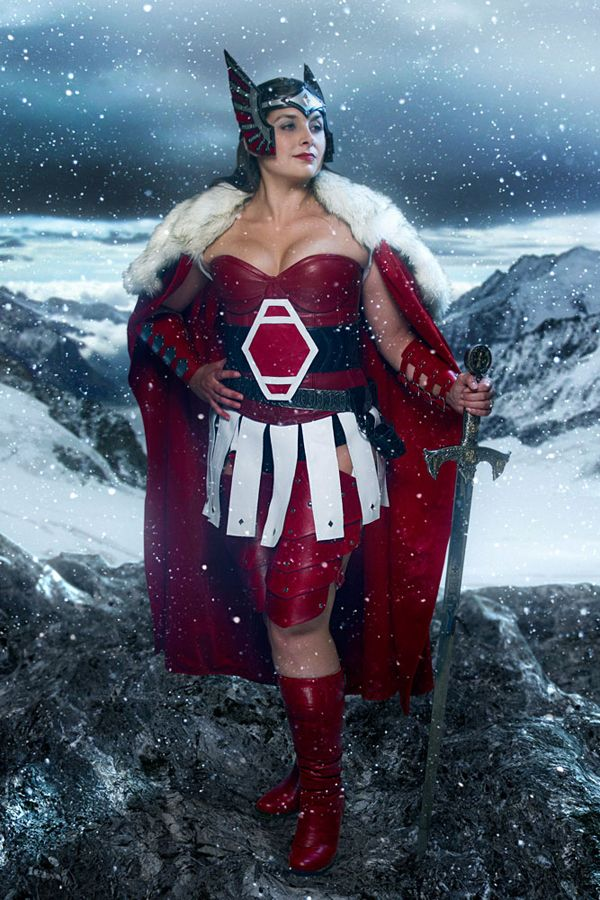 lady sif thor 2 cosplay - photo #34