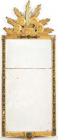 Spegel sengustaviansk