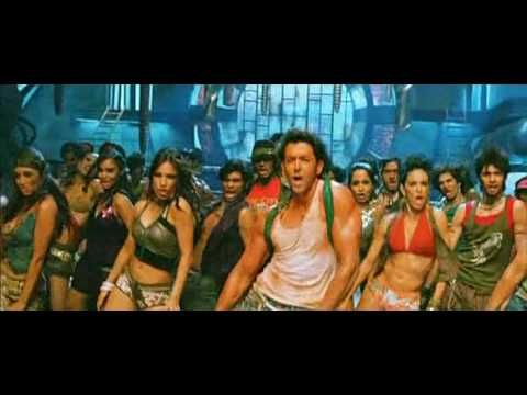 """Hunky Hrithik Roshan struts his stuff in """"Dhoom Again"""" from Bollywood's """"Dhoom 2"""""""