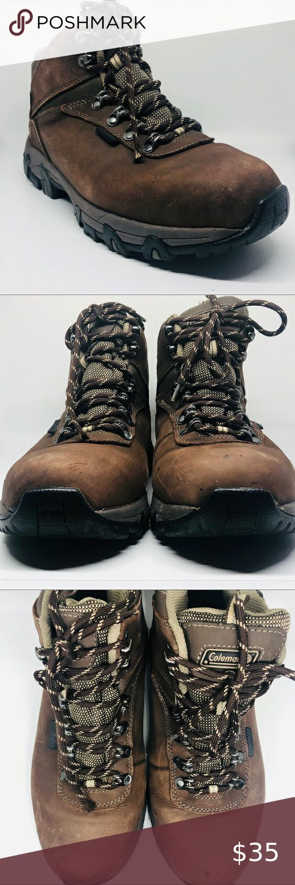 Coleman waterproof, thinsulate, leather boots, 9M in 2020