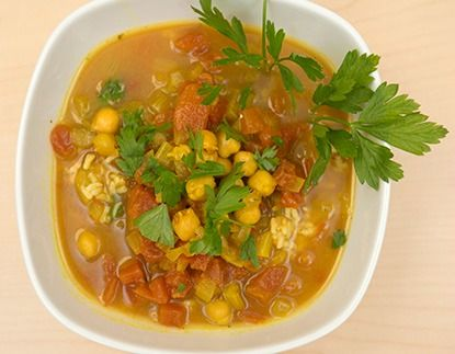 #MeatlessMonday - Rockin' Moroccan Stew: Sign up for weekly recipes: https://secure.humanesociety.org/site/SPageServer?pagename=meatlessmondaysignup