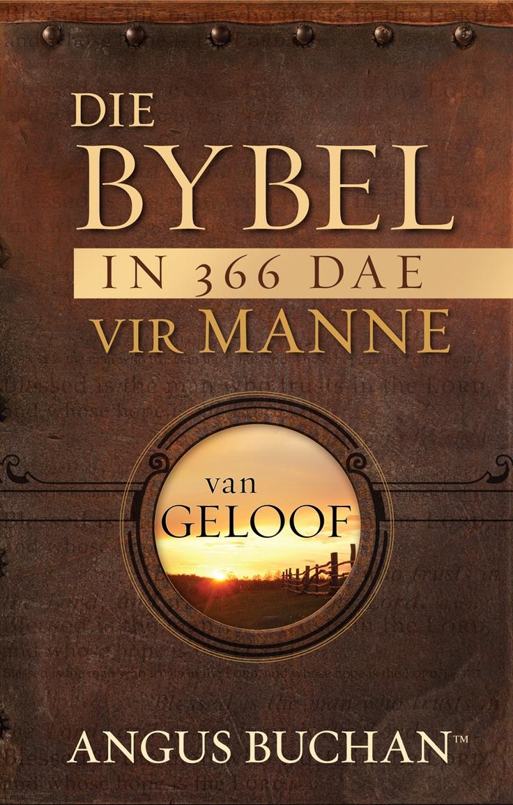 Die Bybel in 366 dae vir manne