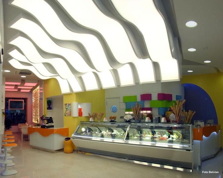 Il Gelato Perrucci, bar-gelateria di Cerignola