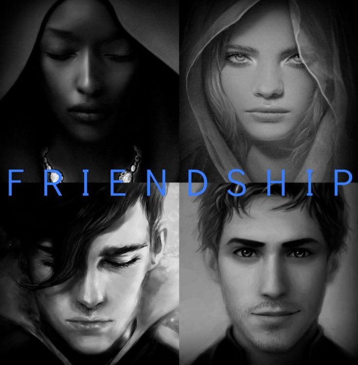 Nehemia&Celaena&Dorian&Chaol (that picture of chaol is actually a picture of Carswell Thorne, it think)