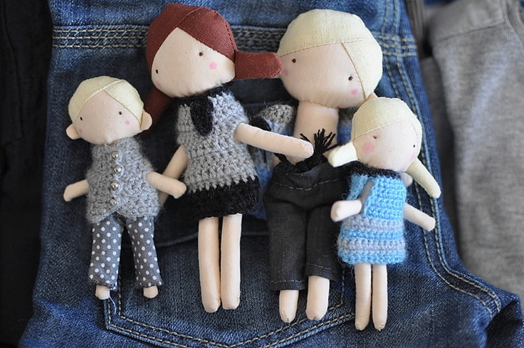 our dolls