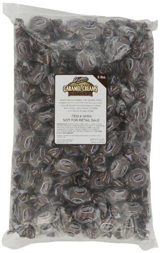 Goetze's Gourmet Caramel Creams, Double Chocolate, 10 Pound - http://bestchocolateshop.com/goetzes-gourmet-caramel-creams-double-chocolate-10-pound/