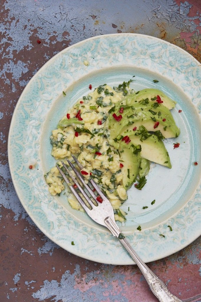 Protein-Packed Breakfast Scramble Recipe — Dishmaps