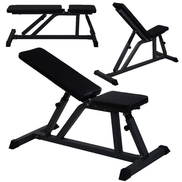 BM-519 Adjustable Dumbbell Fitness Bench