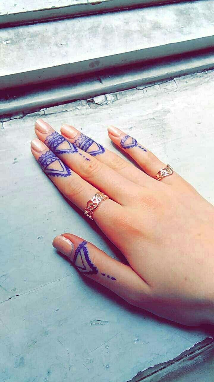 nail rings