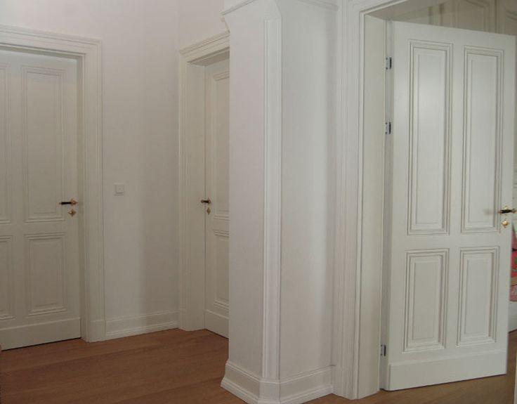 Altbautüren, Stiltüren, Kassettentüren - Tamboga Türen & Fenster, Köln - Lieferung und Montage von Türen, Fenstern, hohen Sockelleisten, Holzbriefkästen... Nicht nur für den Altbau!