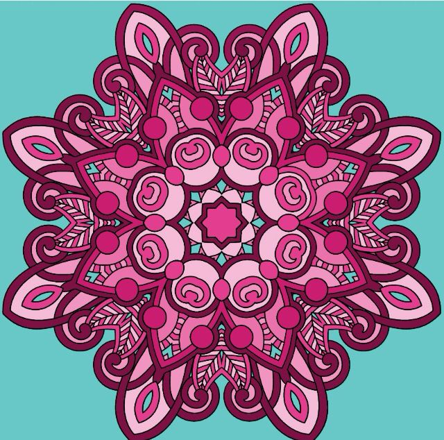 One of my Mandala's xxx