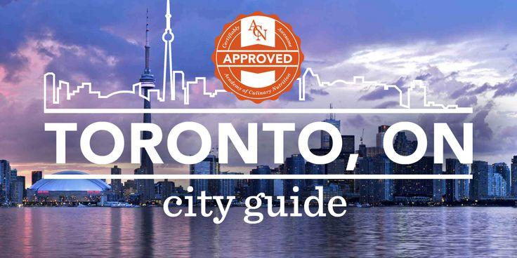Toronto, Ontario   Healthy City Guide