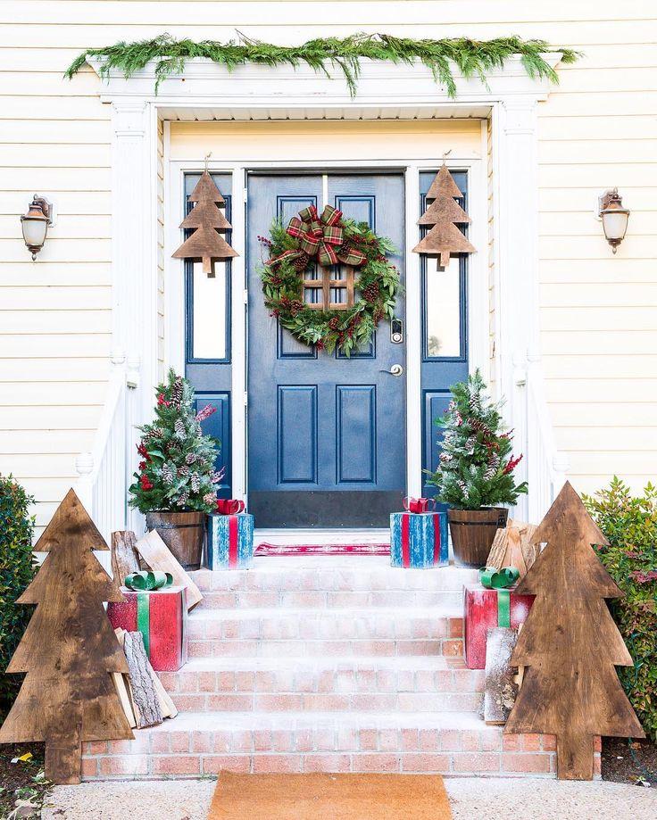 Blue Front Door 242 best front door paint | projects images on pinterest | front