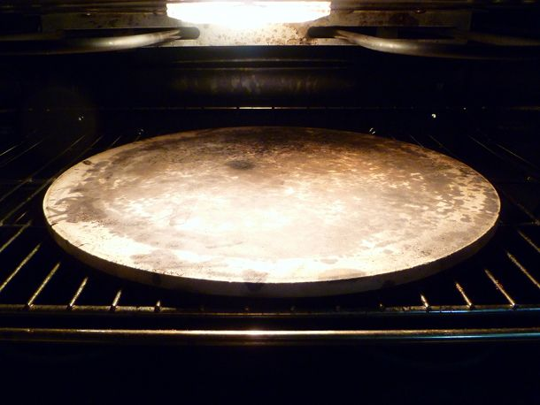 The Best Surface for Baking Pizza, Part 1: Cheap Pizza Stone   Slice Pizza Blog