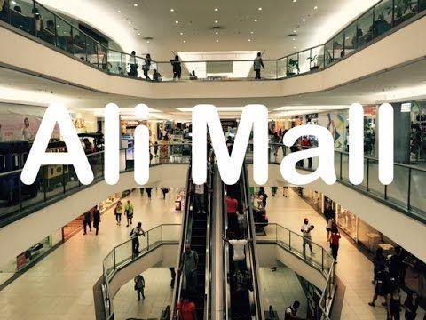 Ali Mall Overview Walking Tour Araneta Center Cubao Quezon City by HourP...