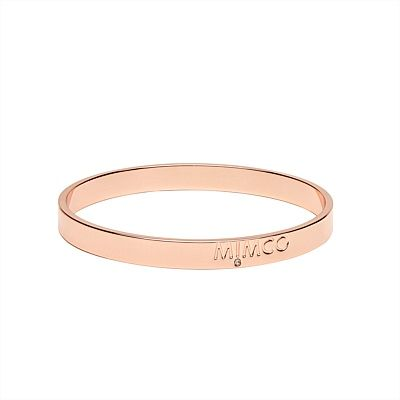 Loving this rose gold bracelet from Mimco...