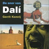 Kinderkunstboek: De snor van Dali