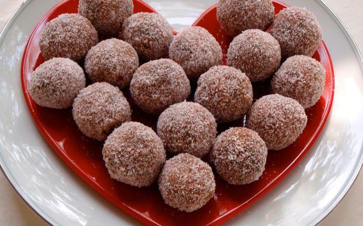 Valentijn's Kersen Bonbons - Receptenbundel.nl