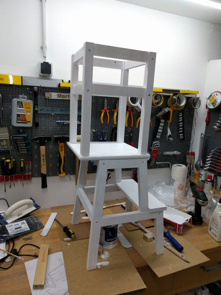 Learning Tower Ikea Hack (13)