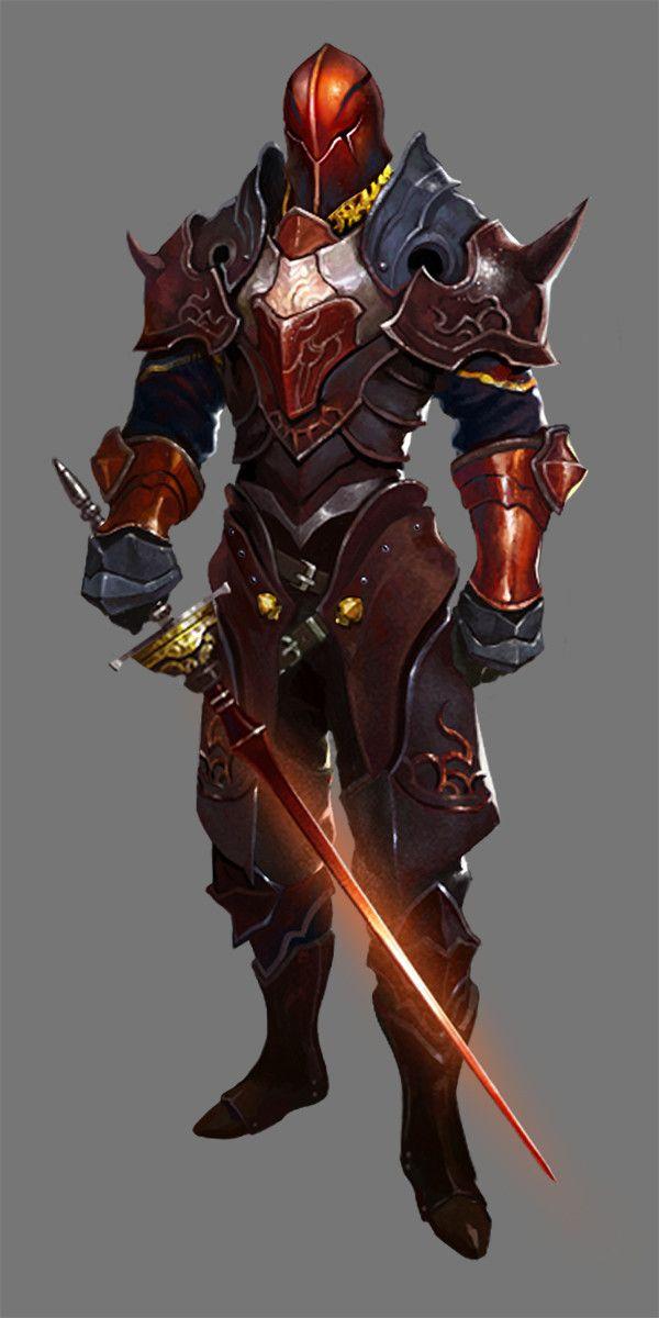Crimson Red Knight Duelist