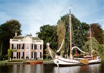 Rederij Loosdrecht - Top Trouwlocaties - Loosdrecht #trouwlocatie #trouwen