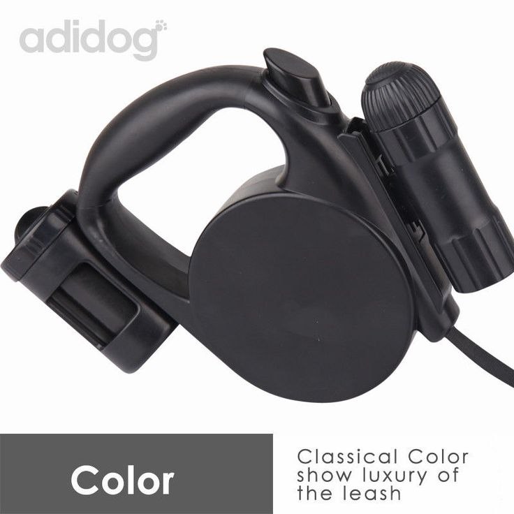 Pet Automatic Retractable Traction Rope Walking Lead Leash for Dog Cat Puppy led #adidog