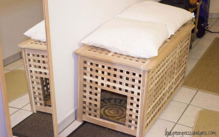 kattenbak ikea kattenbak pinterest litter box cat and dog. Black Bedroom Furniture Sets. Home Design Ideas