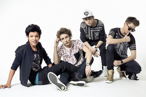 The Fooo Conspiracy - This Swedish band is made up of four, Oscar, Oscar, Omar and Felix. Before 2014, they used to just be known as the Fooo. These guys also dance and have great moves so these guys would be great to check out