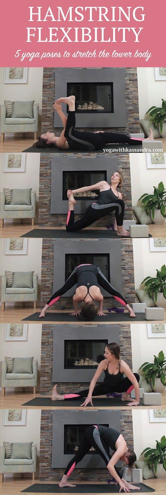 5 Poses for Improving Your Hamstring Flexibility