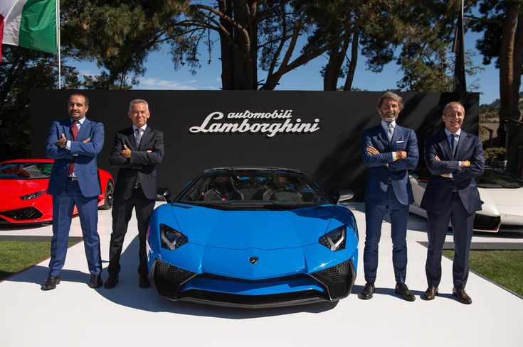 Automobili Lamborghini unveils the new Lamborghini Aventador LP 750-4 Superveloce Roadster in occasion of the Monterey Car week in California. The Roadster,presented at the famous event 'The Quail, A Motorsports Gathering', is available in a limited series of 500 units worldwide and is the first series produced,open-top Lamborghini to bear the name Superveloce ... Visit us at www.ll2.in #Lamborghini #Supercars #Cars #Roadster @lamborghini