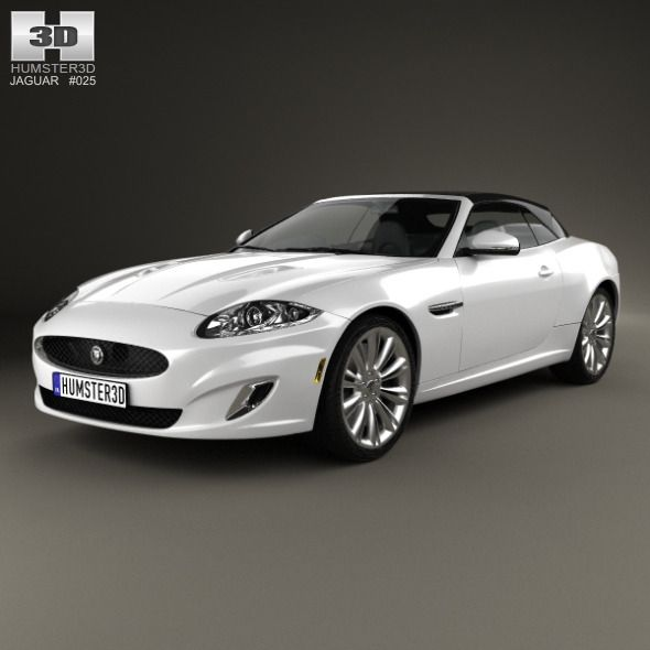 Jaguar Xk Convertible 2011 In 2020