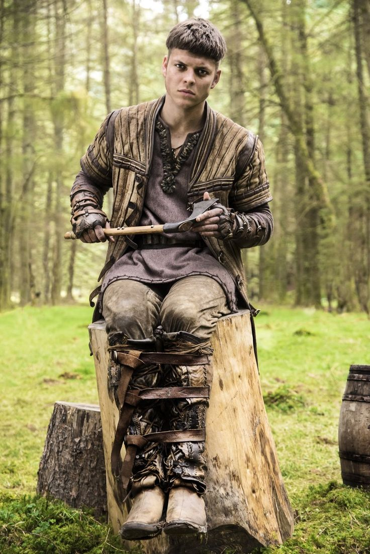 'Vikings' Casts Alex Andersen as New Regular and Part of Plot Twist