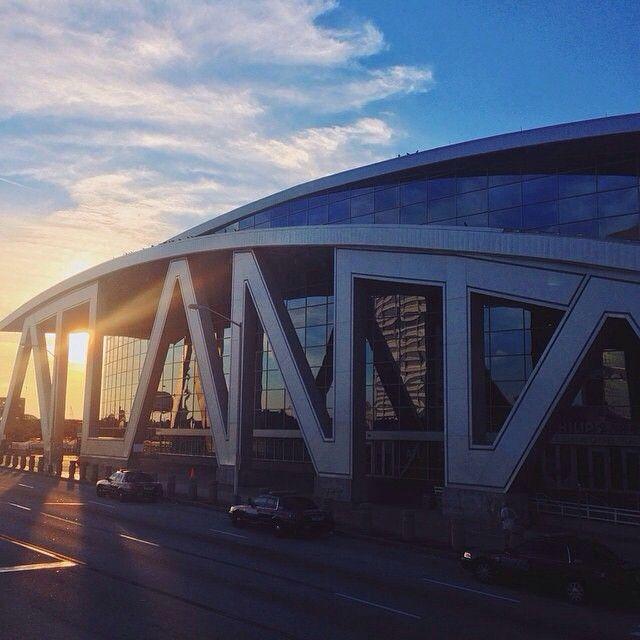 Philips Arena in Atlanta