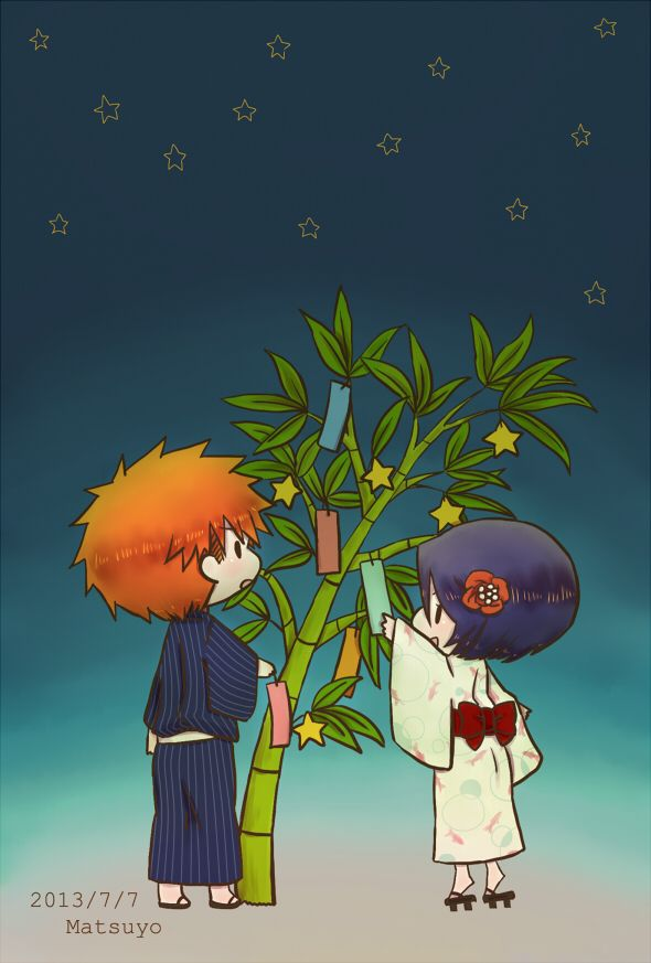 tanabata poster