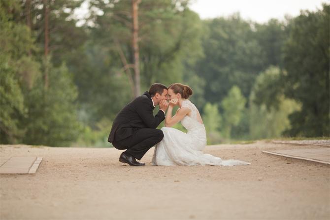 Originální Svatba by Lucie: Skutečné svatby