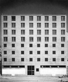 Giovanni Muzio - Asnago e Vender: Edificio Piazza Velasca