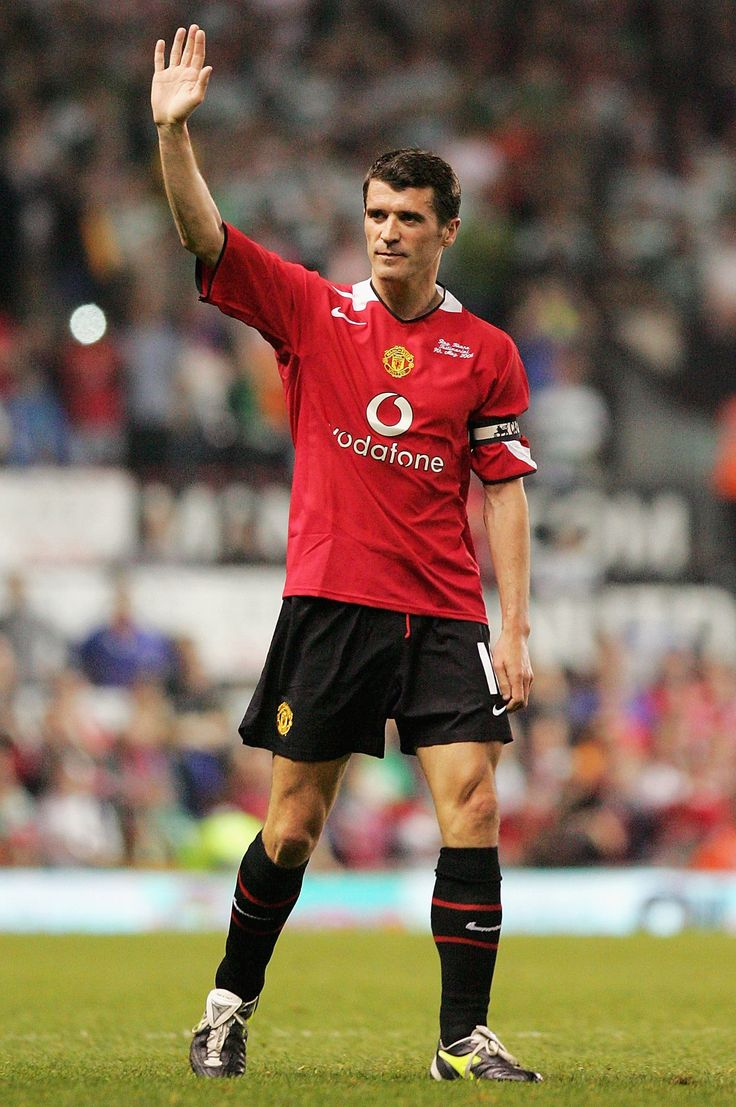Demanding 100% performance, 100% of the time, Roy Keane was a player who many would typify as the perfect @manutd captain. Passionate, intense and driven are all words associated with a man who was instrumental in the club's successes in the 90s and 00s.