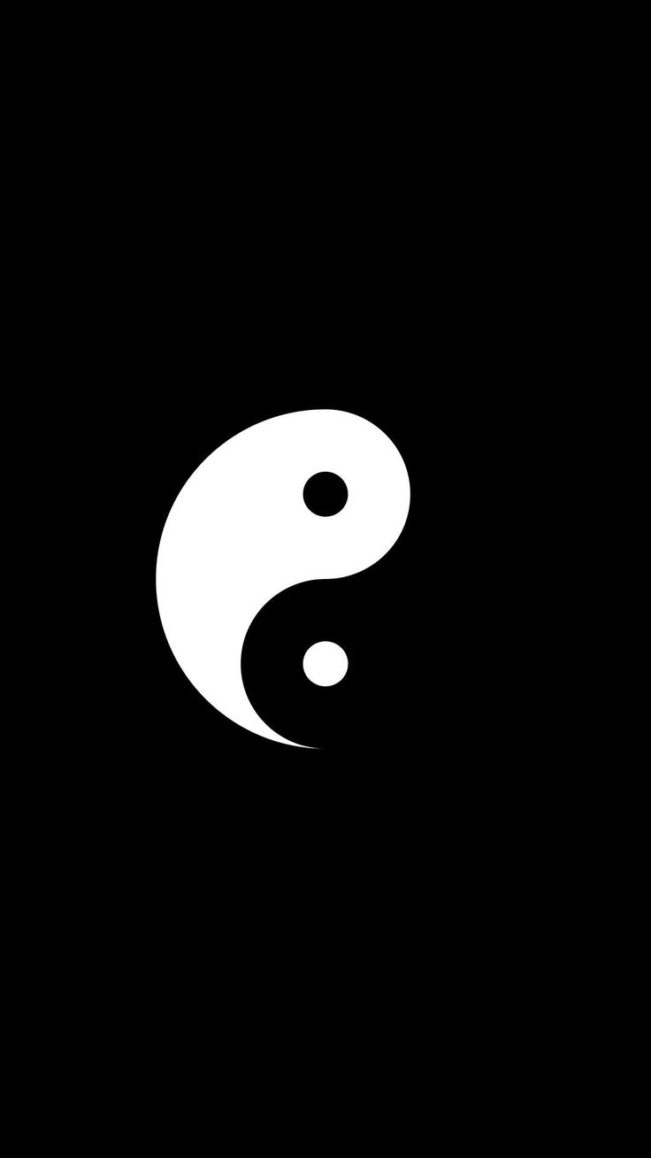 126 best ying yang images on pinterest ying yang - Yin and yang wallpaper ...