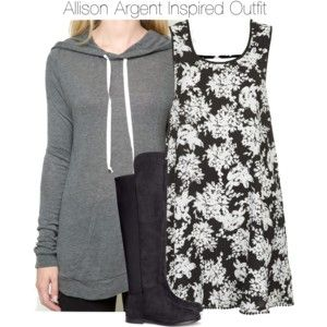 Teen Wf - Allison Argent Inspired Outfit with requested too