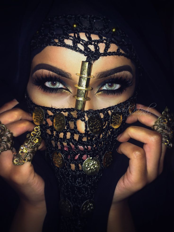 1000+ ideas about Arabian Makeup on Pinterest | Nacht make ...