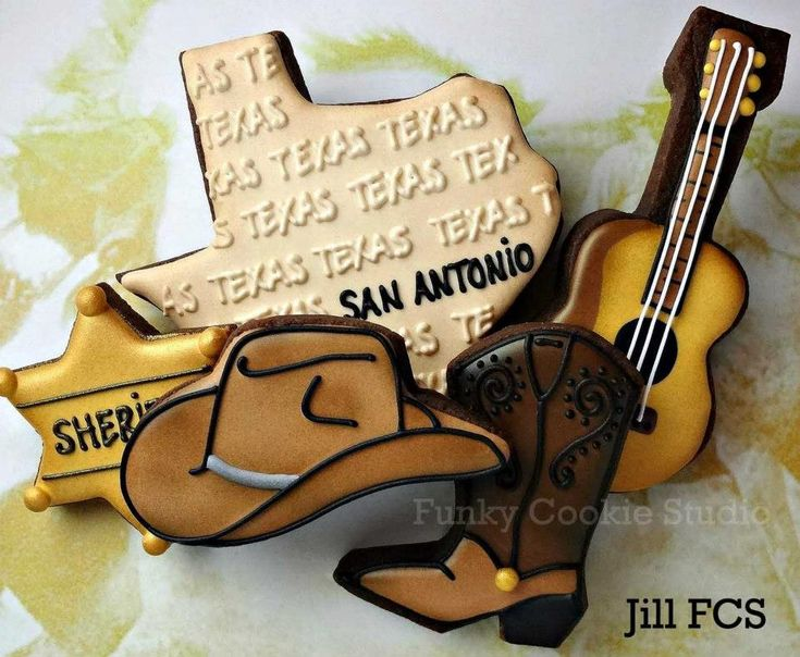 My little Texas boy would love these!