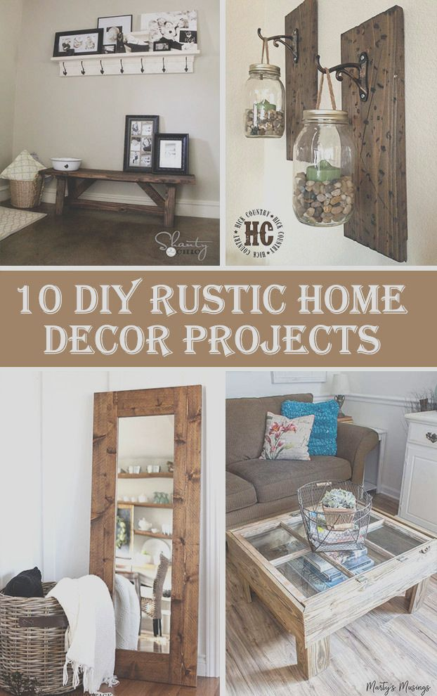 35 Rustic Home Decor Projects Ideas House Decor Rustic Diy Rustic Home Rustic Home Decor
