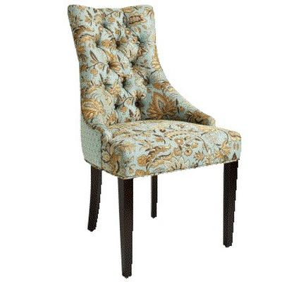 Laurier Dining Chair - Jacobean Blue