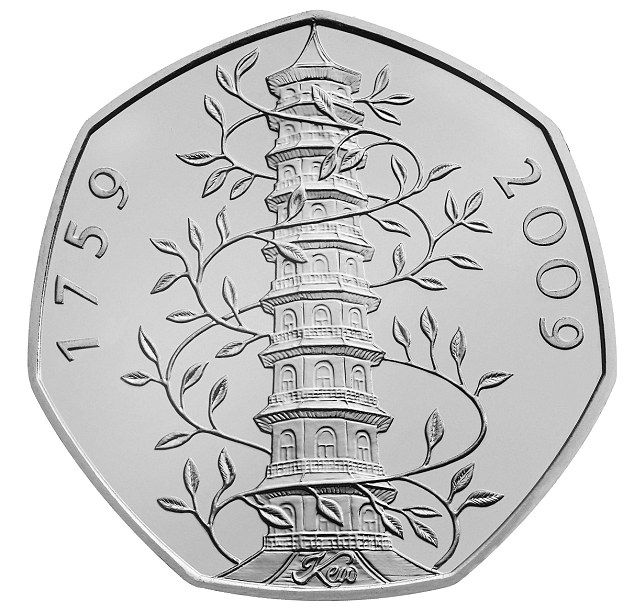 Have you got a £120 coin in your pocket? The 50p piece worth 200 times its face value - and one in 300 of us has one