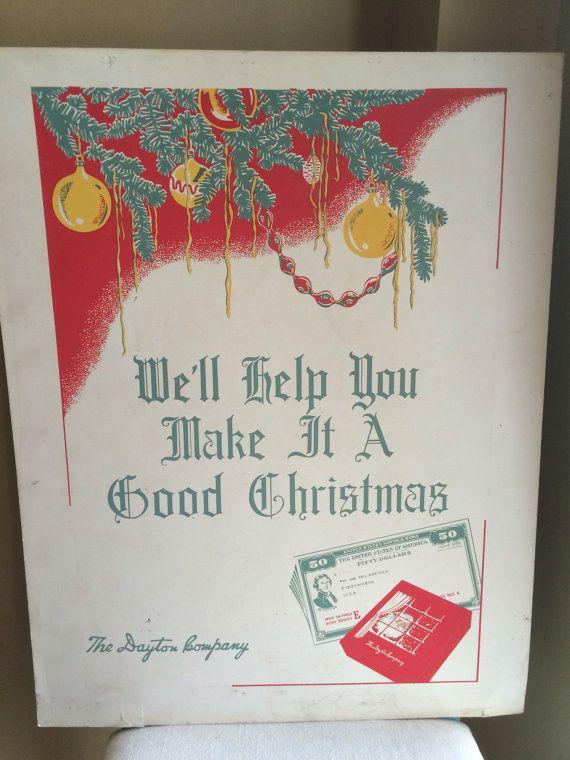WWII War Savings Bond Series E Poster by sweetserendipityvint