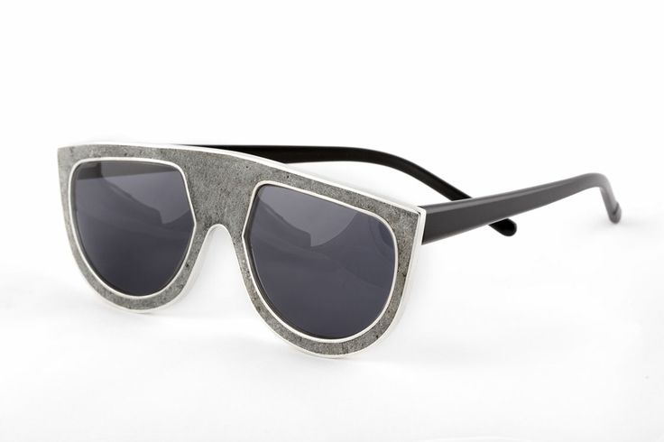 Concrete Sunglasses by XYZ Integrated Architecture