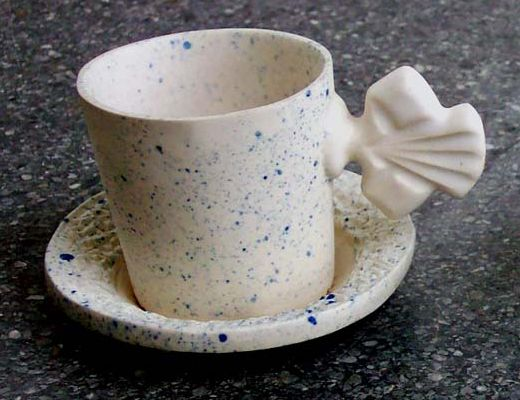 Bethan Laura Wood / cut ceramics